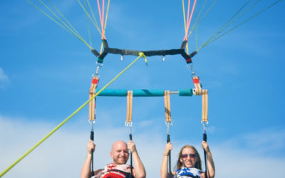 Top 3 Benefits of Parasailing