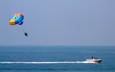 Parasailing Tips for Beginners